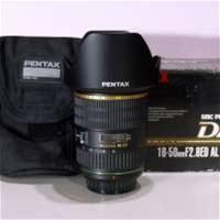 極新淨SMC Pentax-DA * 16-50mm F2.8 ED HK$4,200