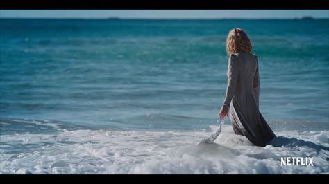 Tidelands -- Follows Cal McTeer (Charlotte Best), a young woman who returns home to the small fishing village of Orphelin Bay after 10 years in juvenile detention. But her hometown is shrouded in mysteries, the greatest of which is the commune of outcasts who live in a hidden pocket of the bay: the Tidelanders.