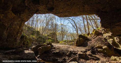 Maquoketa Caves State Park, Iowa