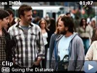 Going the Distance -- Clip: Crack Off
