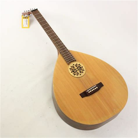 Used *Other Brand LUTE GUITAR 6 STRING Other