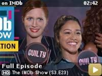 "The IMDb Show -- ""The IMDb Show"" sits down with the stars of 'Someone Great' to find out what breakup movie clichés they are guilty of."