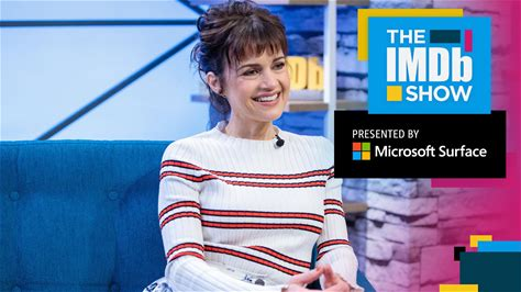 The IMDb Show -- The 'Watchmen' and 'San Andreas' star leans into a different side of herself to play a hard-hitting new role.