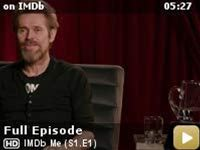 IMDb Me -- Academy Award nominee Willem Dafoe talks through many of his acting credits, spanning four decades and more than 100 films, with revealing commentary and behind-the-scenes stories. Finally, we know what really happened with those birds in 'The Florida Project.'