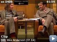 Wes Anderson -- IMDb takes a closer look at the trademarks of Wes Anderson's directorial style, including tracking shots, hand-placed objects, distinct color palettes, and more.