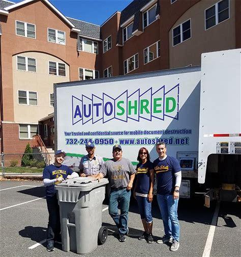 Community Shred Day - Saturday, September 7, 2019