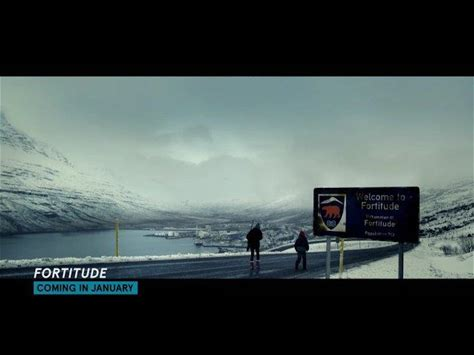 """Fortitude -- See the trailer for the TV drama """"Fortitude""""."""