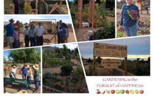 Oakley Community Gardens Workday