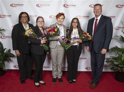 Megan Bahr Named Gateway District Campus Ambassador