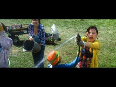 Ramona and Beezus -- Clip: Water battle