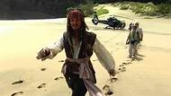 Pirates of the Caribbean: On Stranger Tides -- Barbossa himself, Geoffrey Rush, talks about Pirates of the Caribbean: On Stranger Tides.