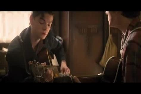 Nowhere Boy -- A clip from the movie Nowhere Boy
