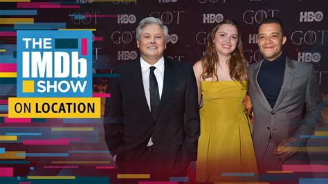 """The IMDb Show -- The legendary cast of """"Game of Thrones"""" weigh in on what characters should be rewarded with their own series and pick the greatest series finales of all time."""