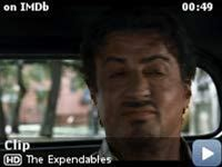 """The Expendables -- The Expendables: """"Smaller"""" Clip"""