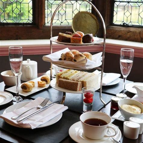 Afternoon Tea at Hever Castle