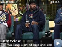 """Wu-Tang Clan: Of Mics and Men -- It was a learning experience for the members of the Wu-Tang Clan to look at old footage for their Showtime docuseries, """"Wu-Tang Clan: Of Mics and Men."""" Masta Killa and Cappadonna reflect on the new perspective gained from watching old clips of themselves."""
