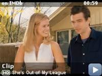 """She's Out of My League -- """"Not Wearing Any Underwear"""" clip from She's Out of My League"""