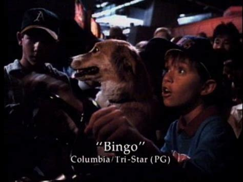 Bingo -- Home Video Trailer from TriStar Pictures