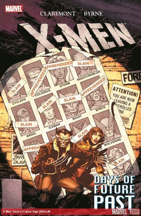 X-Men: Days of Future Past (Trade Paperback)