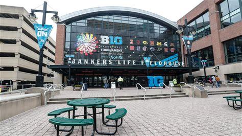 Coronavirus: Big Ten restricting access to men's basketball tournament