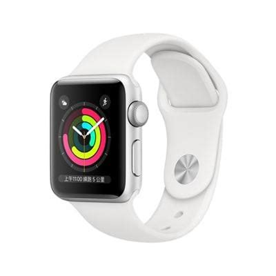APPLE Watch Series 3 GPS 鋁金屬錶殼