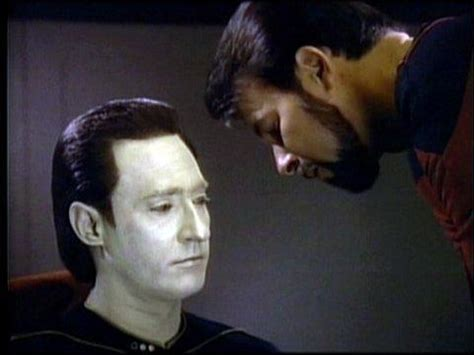 Star Trek: The Next Generation -- Clip: Data on trial
