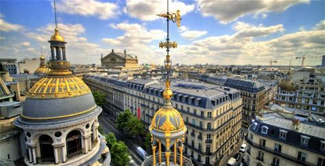 Paris, a fabulous heritage Paris's heritage is truly exceptional, combining both historical and modern treasures