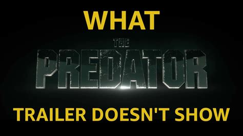 IMDb Originals -- 'The Predator' (2018) crash-lands in U.S. theaters this September, but there's a story behind the scenes that none of the promos can reveal.