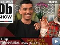 """The IMDb Show -- Marlon Wayans brings """"The IMDb Show"""" behind the scenes of his new series """"Marlon"""" and reveals how his family inspired the show."""