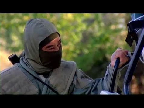 Ninja III: The Domination -- Clip: Golf Course Ninja Smackdown