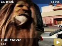 Leo -- Leo is a lion from Africa who comes to Los Angeles to become a movie star. Leo learns that he may have been king of the jungle, but in Hollywood he is just another guy looking for a gig.