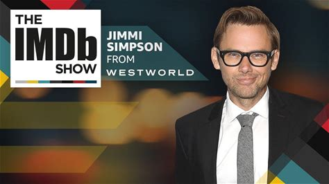 """The IMDb Show -- Emmy-nominated actor Jimmi Simpson spills insider """"Westworld"""" details and the one weird problem of living with Charlie Day."""