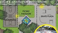 Modesto gets $8.5 million for major Cesar Chavez Park upgrades