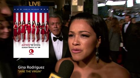 "IMDb on the Scene -- Ben Lyons hit the red carpet at the 2016 Golden Globe Awards and spoke with ""Outlander"" actor Tobias Menzies, ""Jane the Virgin"" star Gina Rodriguez, 'Spy' director Paul Feig, and more on their early IMDb credits and which movies and TV shows that inspired them to get into the entertainment business."