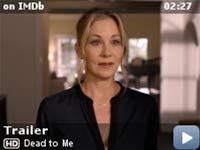 Dead to Me -- A powerful friendship blossoms between a tightly-wound widow (Christina Applegate) and a free spirit (Linda Cardellini) with a shocking secret.