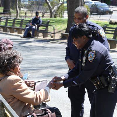 neighborhood policing
