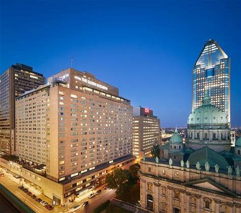 Fairmont The Queen Elizabeth Stay Longer and Save!
