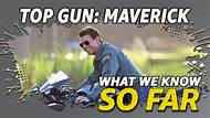 So Far -- Tom Cruise will return to the danger zone in 2020, and he's bringing Miles Teller with him. Here's what we know about 'Top Gun: Maverick' so far.