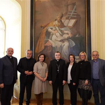 Susret gradonačelnika Bandića i kardinala Bozanića