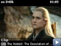 The Hobbit: The Desolation of Smaug -- Clip: This Is Our Fight