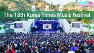 POSTPONED: The 18th Korea Times Music Festival Apr 25, 2020