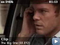 """The Big One -- A preview clip from Sunday's fifth season finale of """"Dexter,"""" airing on Showtime."""