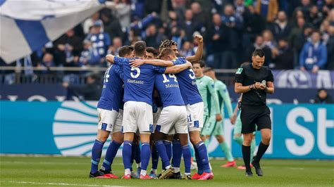 S04 draw 1-1 with Hoffenheim