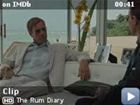 The Rum Diary -- A clip from The Rum Diary
