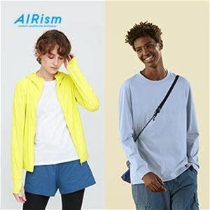 AIRism抗UV 網眼連帽外套/T恤 日常/運動不設限 輕鬆對付防曬