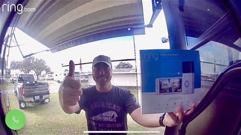 Ring Video Doorbell 2 | RV Security Update