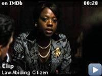 Law Abiding Citizen -- Clip: The Mayor's plan