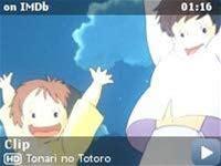 Tonari no Totoro -- Clip: Making Acorns Grow