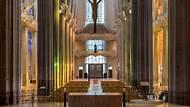 """Basilica kicks off Lent with """"Sent la Creu"""" mass"""
