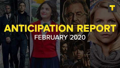 ANTICIPATION REPORT: Crime & Mystery Will Win Your Heart This February